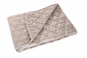 Одеяло с верблюжьей шерстью (пл. 150) Микрофибра Вензеля