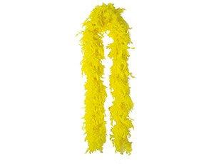 1501-2295 Боа желтое, 180 см