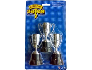 1507-0414 Кубок чемпиона, 3 шт.