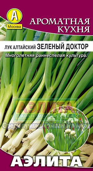 Лук Алтайский Зеленый Доктор/Аэлита/цп