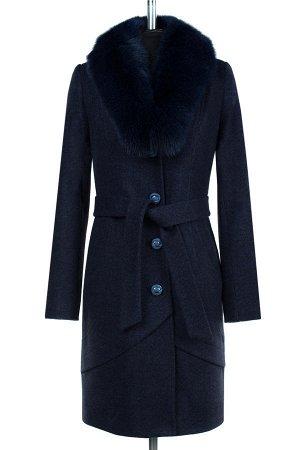 Женское утеплённое пальто