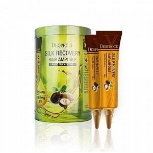 Deoproce Silk Recovery Hair Ampoule 1ампула 10гр.