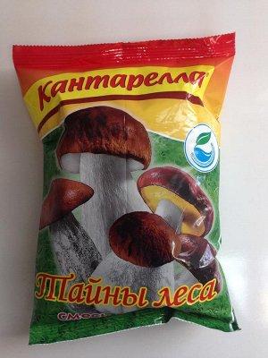 """Грибы """"Тайны леса"""" 300г """"Кантарелла"""""""