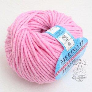 MERINO 12 (6823) розовый