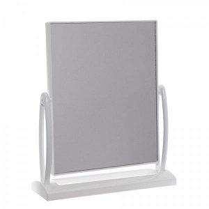 Зеркало настольное двустороннее, L22 W8 H24 см, 3в