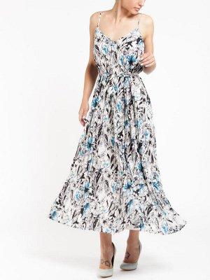 (505-1-coll) платье жен l