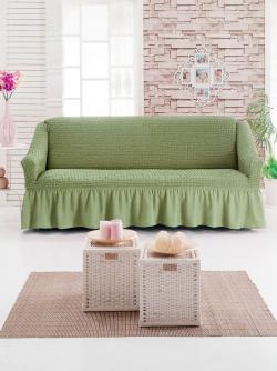 Чехол для мебели 1 предм. фисташковый