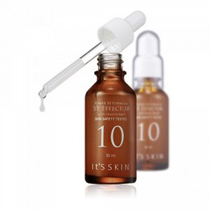 It's Skin Power 10 Formula Ye Effector Витаминная сыворотка для лица с экстрактом дрожжей и антаркти