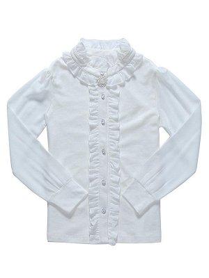 Блузка трикотажная для девочек