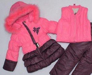 Куртка+жилет 2125