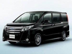КОМПЛЕКТ КОВРОВ  нового поколения IVITEX для автобуса  Toyota Noah/Esquire (2014 -17) правый руль