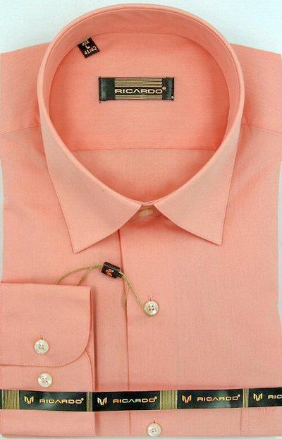 RICARDO. Рубашки. Мужчинам тоже нужна красота — Рост 170-182 Силуэт классическая длинный рукав