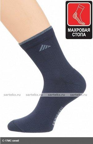 Носки мужские С-17МС, синий