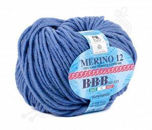 MERINO 12 (0013) джинсовый