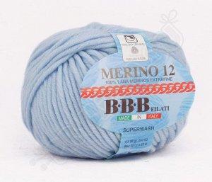MERINO 12 (86277) небесно-голубой