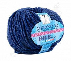MERINO 12 (9509) темно-синий