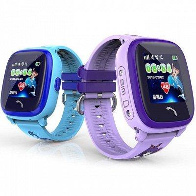 Умные детские часы с GPS SmartBabyWatch - 116 — Водонепроницаемые детские часы — Часы