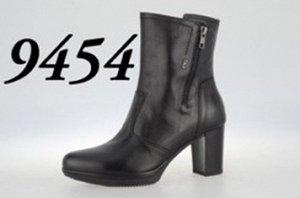 Ботинки Кожа, мех полностью
