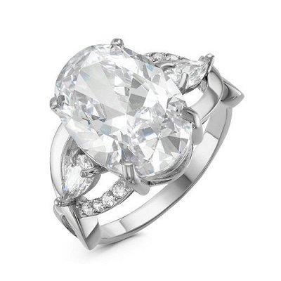 Артефакт -58. Стильные украшения . — Кольца с бесцветными фианитами. — Ювелирные кольца