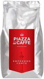 Кофе Piazza Del Caffe Espresso зерно 1000г