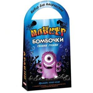 """С0714 Бомбочки для ванны своими руками """"Монстр-Дракус"""""""