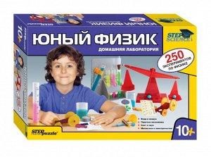 """76093 Игра """"Юный физик"""" Домашняя лаборатория"""