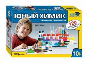 """76094 Игра """"Юный химик"""" Домашняя лаборатория"""