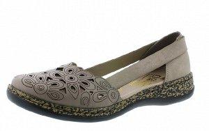 Туфли RIEKER, Кожа,Немецкое качество