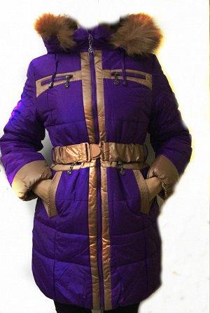 Продам зимнее пальто 152 см