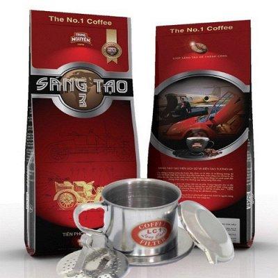Мир КОФЕ ЧАЯ ШОКОЛАДА! Низкие Цены! Быстрая Раздача! — Кофе Вьетнам, Молотый/Растворимый 3 в 1 — Кофе и кофейные напитки