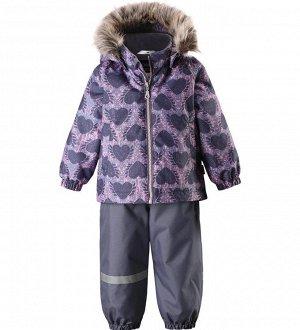 Зимний костюм Лэсси