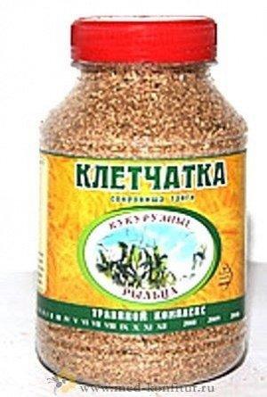 "Клетчатка пшеничная СибТар ""Кукурузные рыльца"" 180гр"