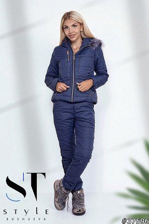 Костюм 37596(куртка+брюки)
