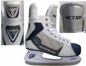 Коньки хоккейные PW-216ED