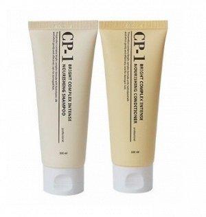 ESTHETIC HOUSE Протеиновый шампунь д/волос CP-1 BC Intense Nourishing Shampoo, 100 мл