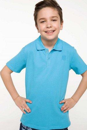 Футболка-поло для мальчика