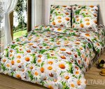 Бязь Самойловский Текстиль 2 спальный с европростыней