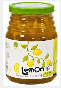 Лимон с медом 580 г