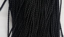 Шнур плетеный.