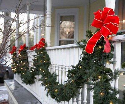 Max-Christmas-6. Елки. Скидка, рассрочка!  — Гирлянды , венки рождественские. — Интерьер и декор