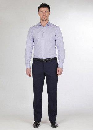 Мужские брюки красивого синего цвета