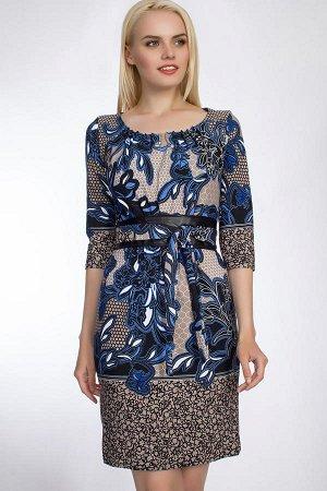 Платье универсальное   , расцветка такая же как на фото