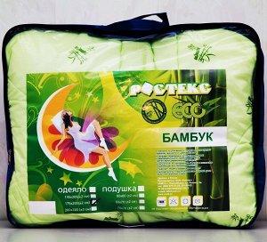 Одеяло бамбук Всесезонное 200г\м: бамбук, микроволокно, полиэстер