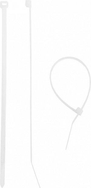 Кабельные стяжки белые КС-Б1