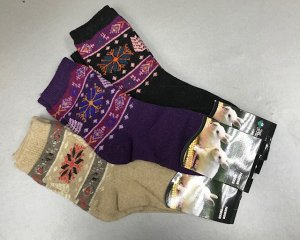 Носки Носки из тонкой шерсти. Состав: шерсть 80%, полиамид 15%, лайкра 5%. Без выбора цвета.Размер единый 36-41