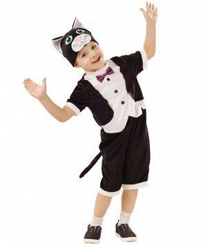 Новогодний костюм котика