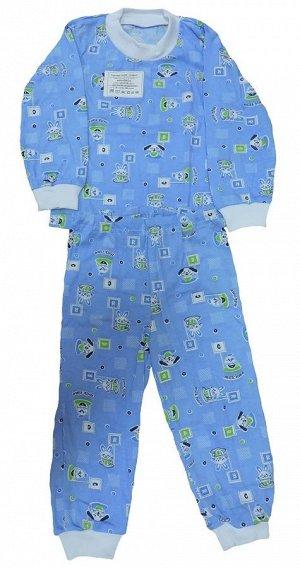 Пижама детская (кулир)
