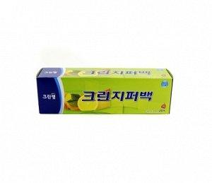Плотные полиэтиленовые пакеты на молнии 25см*30см