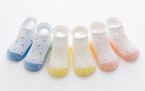 Носки детские/набор 3 пары