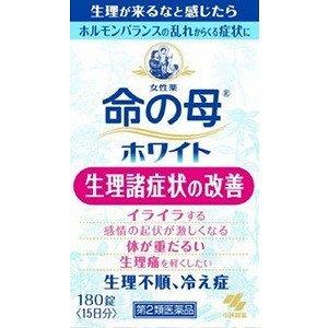 Пищевая добавка  Inochi no haha (Мать жизни) от 15 до 40 лет